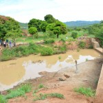 The Water Project: Twone Mbee Muselele I Sand Dam -