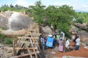 The Water Project : kenya4385-04-kithuani-construction