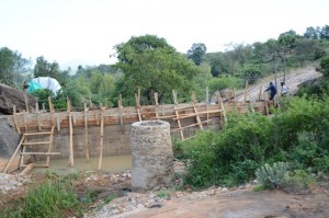 The Water Project : kenya4385-07-kithuani-construction