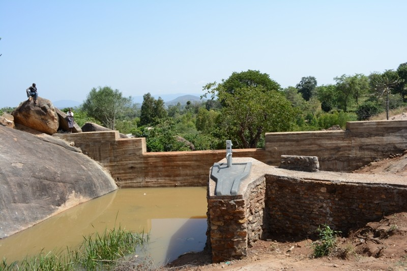 Photo of Kithuani Self Help Group Sand Dam