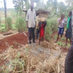 The Water Project: Luseka Spring -