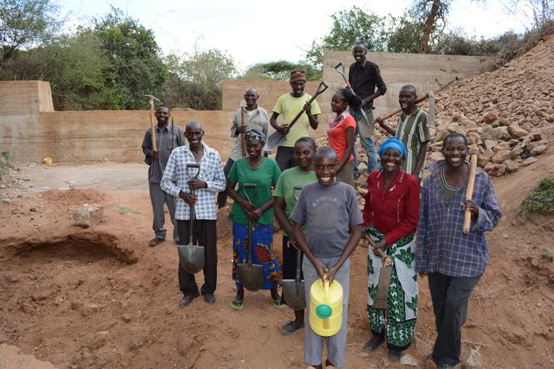 Photo of Matoma Nyumba Kumi Sand Dam