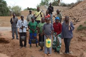 The Water Project : shg-matoma-nyuma-kumi_tools-_june-2015-6