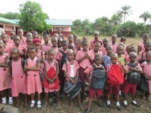 The Water Project : sierraleone5070-10-groundbreaking-ceremony