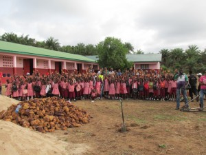 The Water Project : sierraleone5070-11-groundbreaking-ceremony