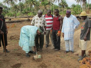 The Water Project : sierraleone5070-16-groundbreaking-ceremony-second-chief