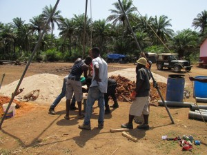 The Water Project : sierraleone5070-28-drilling