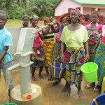 The Water Project: Susu Gospel Primary School New Well Project -
