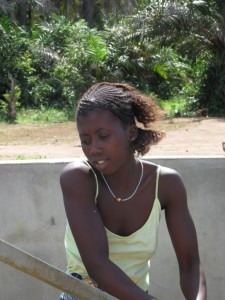 The Water Project : sierraleone5070-90-pumping-safe-water