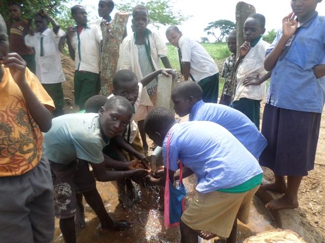 Photo of Kinyonga Primary School