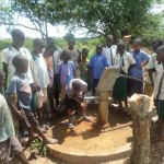 The Water Project: Kinyonga Primary School -