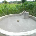 The Water Project: Kalenda Primary School Rehabilitation -