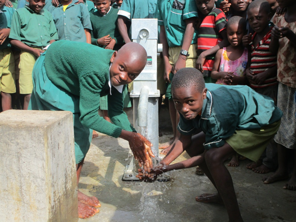 The Water Project : kalenda-primary-school-handing-over-6-2