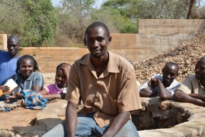 The Water Project : kenya4312-05-matoma-excavation-complete