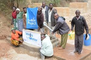 The Water Project : kenya4312-06-matoma-nyumba-kumi-well-complete