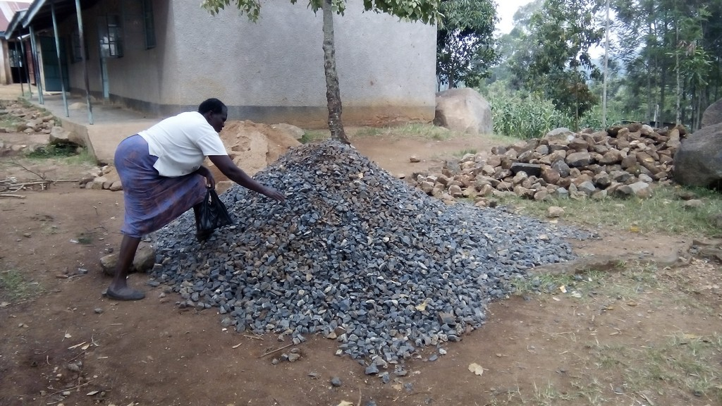 The Water Project Kenya Ebulondi Primary School