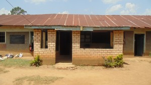 The Water Project : kenya4326-100-administration-block-at-eshinutsa-primary-school