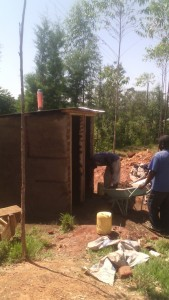 The Water Project : kenya4326-79-latrine-construction