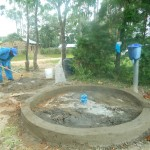 The Water Project: Emutsiliba Community Well Rehabilitation Project -