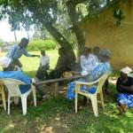 The Water Project: Emutsiliba Community Well Rehabilitation Project -