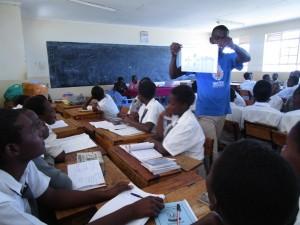 The Water Project : kenya4365-16-samitsi-girls-community-education