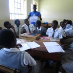 The Water Project: Samitsi Girls Secondary School New Well Project -