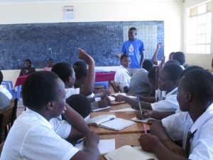 The Water Project : kenya4365-18-samitsi-girls-community-education