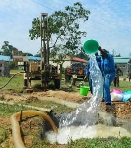 The Water Project : kenya4365-26-samitsi-girls-drilling-work-on-progress