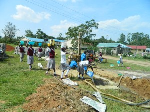 The Water Project : kenya4365-28-samitsi-girls-drilling-work-on-progress