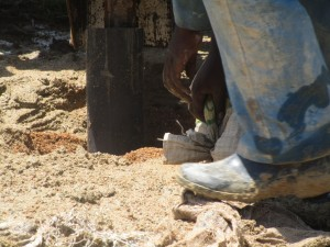 The Water Project : kenya4365-31-samitsi-girls-drilling
