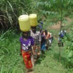 The Water Project: Mumuli Community -  Path To The Spring