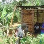 The Water Project: Mumuli Community -  Latrine
