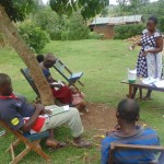 The Water Project: Mumuli Community -  Community Training