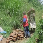 The Water Project: Mumuli Community -  Construction