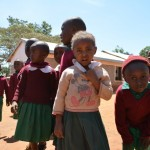 The Water Project: Kiima Kiu Primary School Rainwater Harvesting Project -