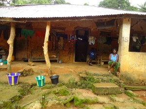 The Water Project : sierra-leone5072-08-house