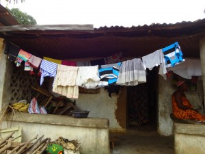 The Water Project : sierraleone5061-05-clothsline-2