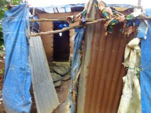 The Water Project : sierraleone5061-20-latrine-2