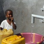The Water Project: Thombo Lol Well Rehabilitation -