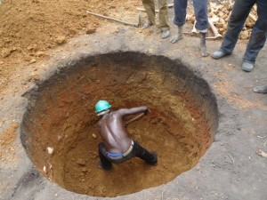 The Water Project : uganda684-04-waiga-excavation