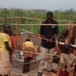 The Water Project: Opok I Pamone Hand Dug Well -