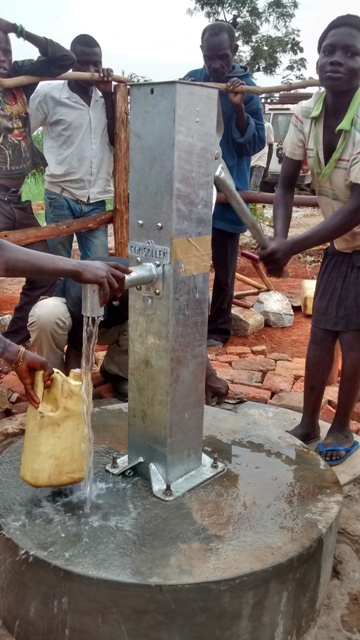 Photo of Opok I Pamone Hand Dug Well