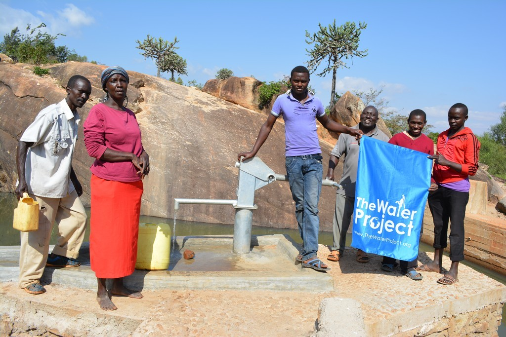 Photo of Kithuani Self Help Group Shallow Well