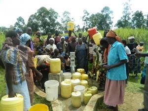 The Water Project : kenya4338b-100-handing-over