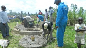The Water Project : kenya4338b-79-cement-work-being-done