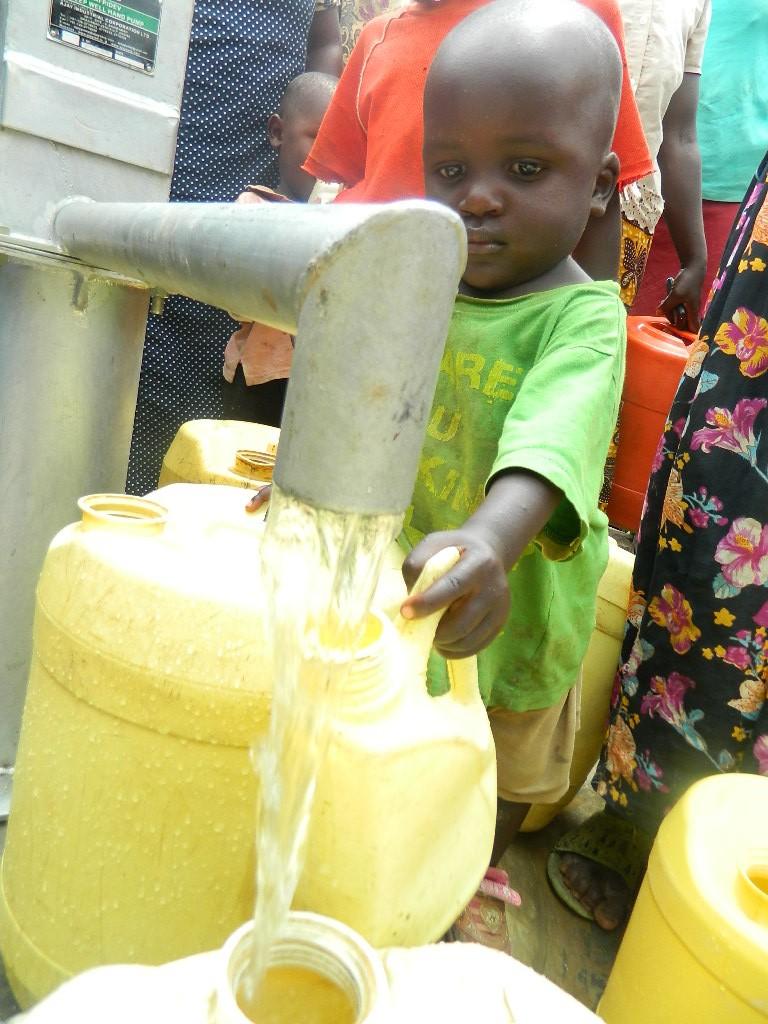 Photo of Mutsuma Community Well Rehabilitation Project