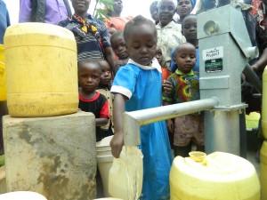 The Water Project : kenya4338b-98-handing-over
