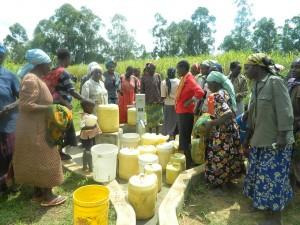 The Water Project : kenya4338b-99-handing-over