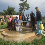 The Water Project: Butali Market Well Rehabilitation Project -