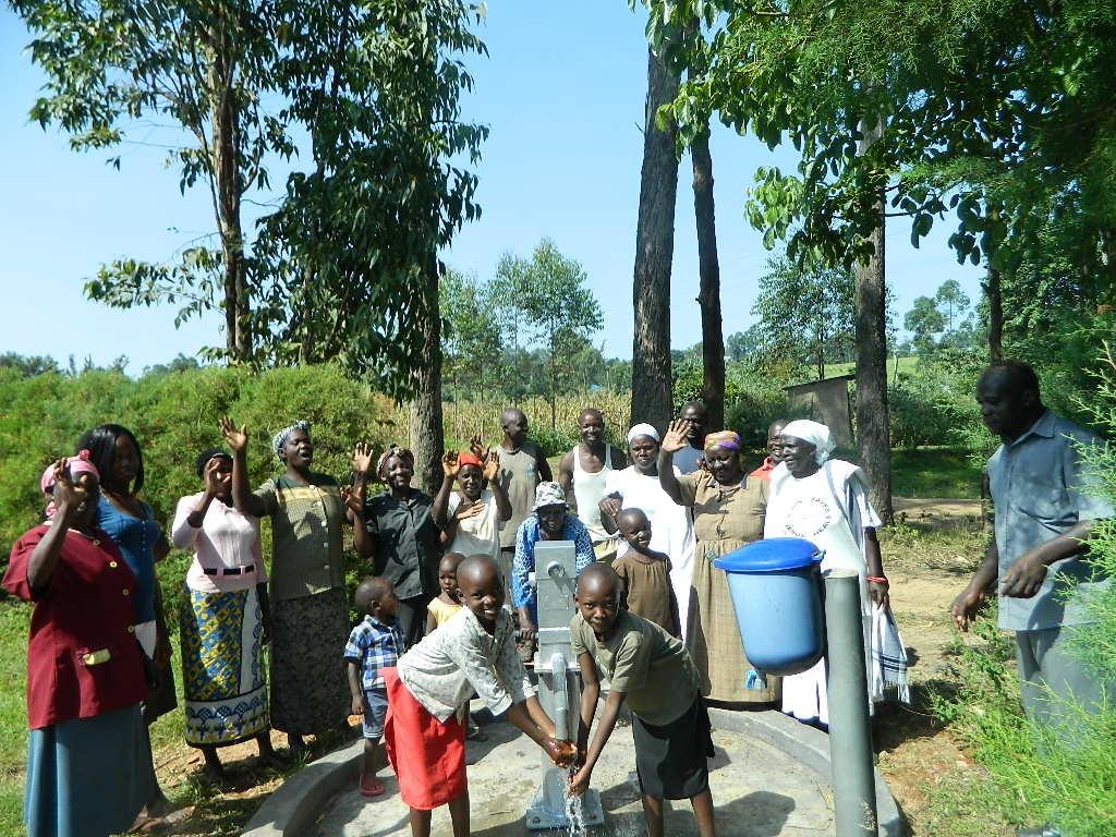 Photo of Emutsiliba Community Well Rehabilitation Project